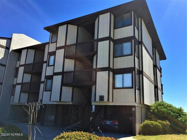 1311 S Lake Park Boulevard 40B, Carolina Beach, NC 28428 (MLS #100242031) :: Stancill Realty Group