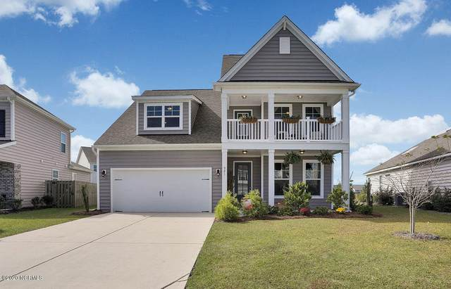 521 Steele Loop, Wilmington, NC 28411 (MLS #100242033) :: Vance Young and Associates
