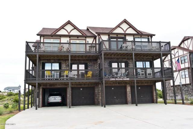 2506 Ocean Drive B1, Emerald Isle, NC 28594 (MLS #100242047) :: Barefoot-Chandler & Associates LLC