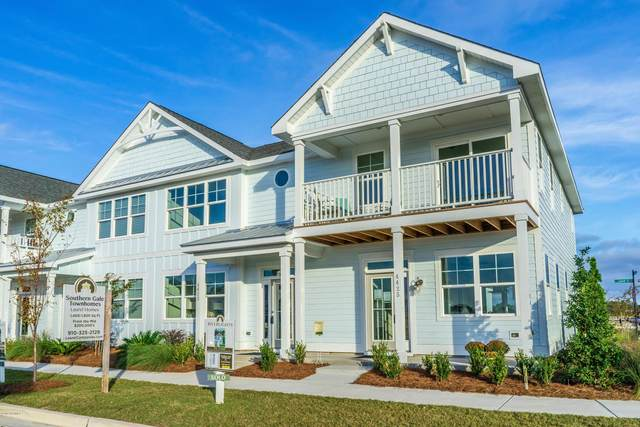 929 Wharton Avenue Lot 466, Wilmington, NC 28412 (MLS #100242050) :: The Tingen Team- Berkshire Hathaway HomeServices Prime Properties
