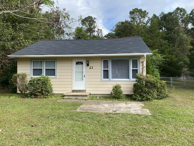 23 East Drive, Jacksonville, NC 28546 (MLS #100242060) :: The Cheek Team