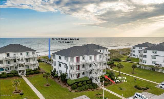2807 Pier Pointe Drive B1, Emerald Isle, NC 28594 (MLS #100242065) :: Barefoot-Chandler & Associates LLC