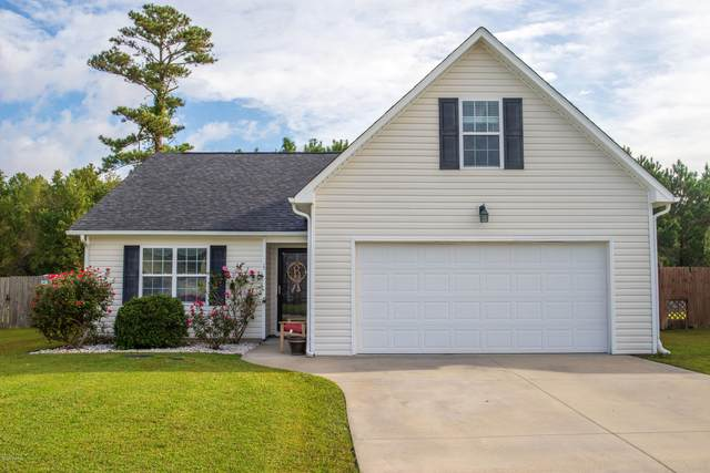 142 Crooked Run Drive, New Bern, NC 28560 (MLS #100242071) :: Stancill Realty Group