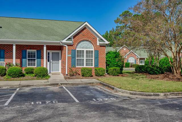 1576 Honeybee Lane #4, Wilmington, NC 28412 (MLS #100242080) :: Donna & Team New Bern