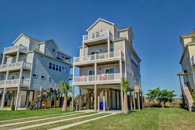 113 Scotch Bonnet Circle, North Topsail Beach, NC 28460 (MLS #100242082) :: Barefoot-Chandler & Associates LLC