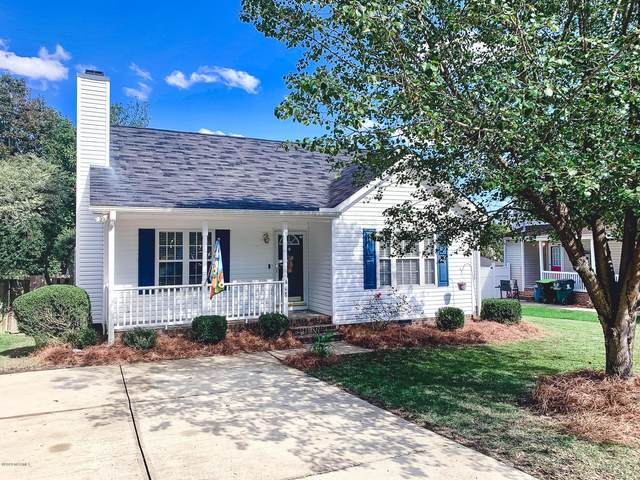408 Aqua Marine Lane, Knightdale, NC 27545 (MLS #100242088) :: Barefoot-Chandler & Associates LLC