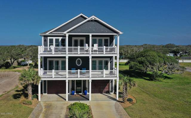 126 Ocean Bluff Drive, Indian Beach, NC 28512 (MLS #100242093) :: The Tingen Team- Berkshire Hathaway HomeServices Prime Properties