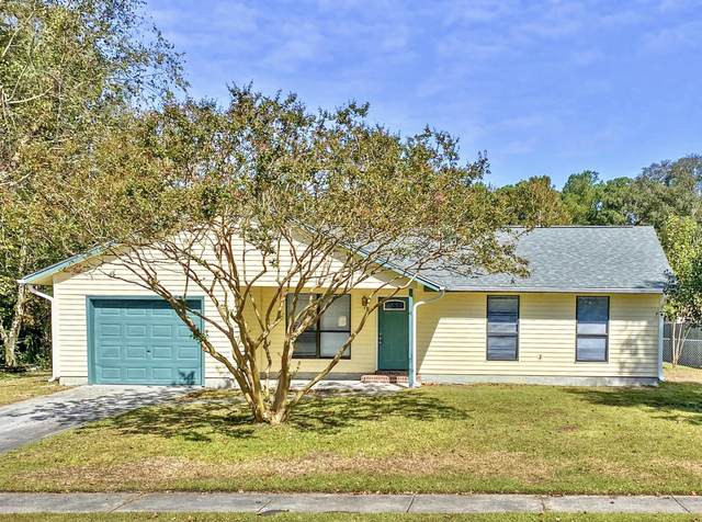 407 Sitton Place, Jacksonville, NC 28546 (MLS #100242106) :: The Cheek Team