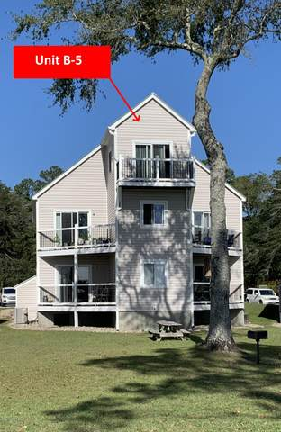 89 Country Club Drive B-5, Minnesott Beach, NC 28510 (MLS #100242111) :: Barefoot-Chandler & Associates LLC