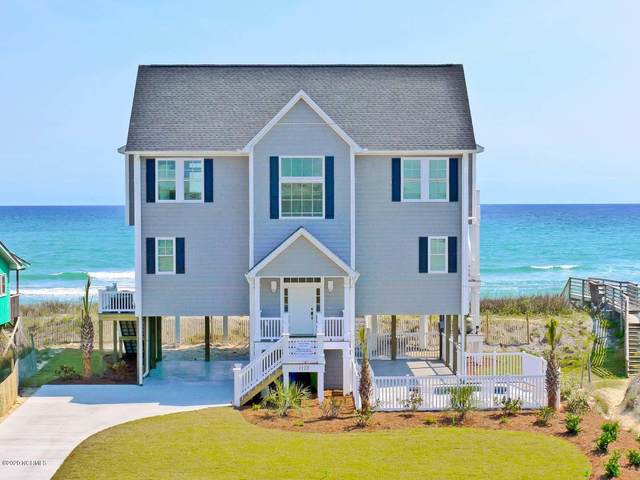 1113 Ocean Drive, Emerald Isle, NC 28594 (MLS #100242136) :: Stancill Realty Group
