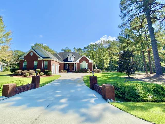 550 Leatherwood Drive NW, Calabash, NC 28467 (MLS #100242162) :: Berkshire Hathaway HomeServices Hometown, REALTORS®