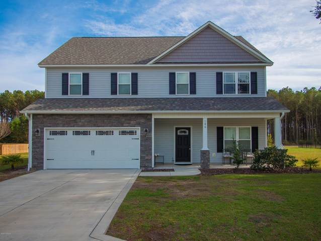 106 Percy Padgett Court, Holly Ridge, NC 28445 (MLS #100242163) :: The Legacy Team