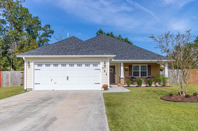 121 Ironwood Court, Jacksonville, NC 28546 (MLS #100242174) :: The Tingen Team- Berkshire Hathaway HomeServices Prime Properties