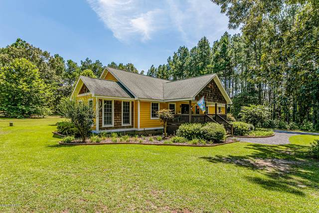 24521 Camp Monroe Road, Laurel Hill, NC 28351 (MLS #100242177) :: Stancill Realty Group