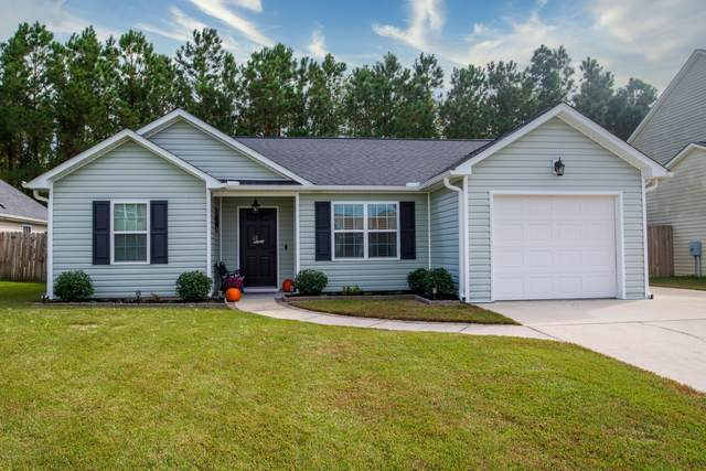 122 Crooked Run Drive, New Bern, NC 28560 (MLS #100242184) :: Destination Realty Corp.
