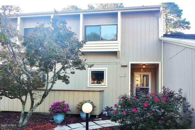 116 Quarterdeck Townes, New Bern, NC 28562 (MLS #100242197) :: Barefoot-Chandler & Associates LLC