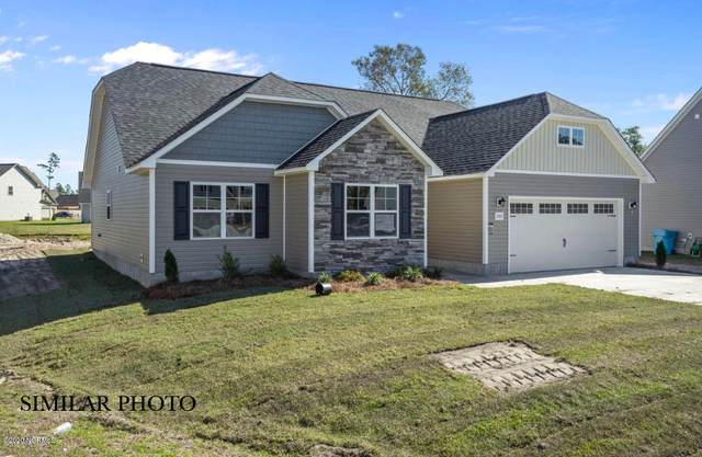 100 Mingo Drive, Richlands, NC 28574 (MLS #100242202) :: Berkshire Hathaway HomeServices Hometown, REALTORS®