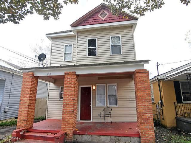 214 S 13th Street, Wilmington, NC 28401 (MLS #100242264) :: RE/MAX Elite Realty Group