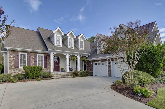 3882 Ridge Crest Drive, Southport, NC 28461 (MLS #100242304) :: RE/MAX Elite Realty Group