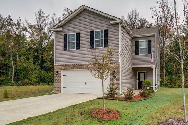410 Golden Villas Drive, Rocky Mount, NC 27804 (MLS #100242307) :: Barefoot-Chandler & Associates LLC