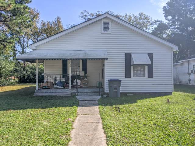 433 Matthews Street, Rocky Mount, NC 27801 (MLS #100242313) :: Destination Realty Corp.