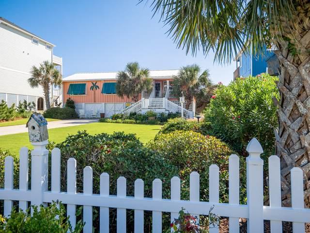5709 Ocean Drive, Emerald Isle, NC 28594 (MLS #100242314) :: Barefoot-Chandler & Associates LLC