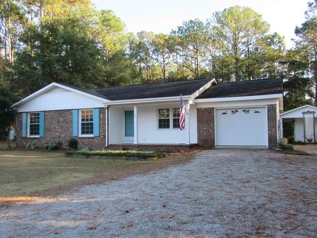 43 Peele Drive, Arapahoe, NC 28510 (MLS #100242322) :: CENTURY 21 Sweyer & Associates