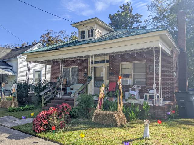 333 Carolina Avenue, Rocky Mount, NC 27801 (MLS #100242324) :: Barefoot-Chandler & Associates LLC
