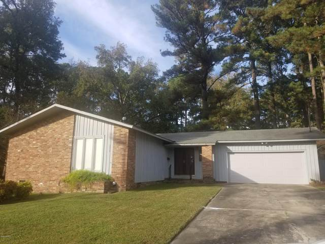 1902 Crescent Drive W, Wilson, NC 27893 (MLS #100242332) :: Lynda Haraway Group Real Estate
