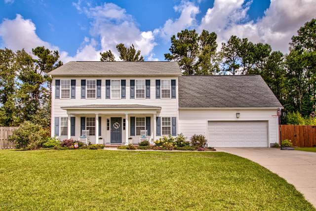 1110 Creek Bend Drive, Leland, NC 28451 (MLS #100242340) :: Frost Real Estate Team