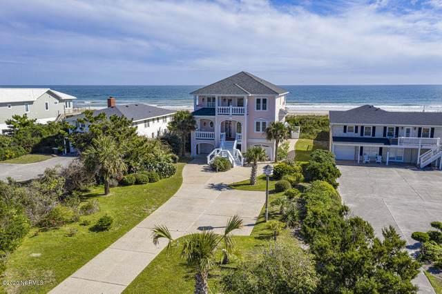 507 S Anderson Boulevard, Topsail Beach, NC 28445 (MLS #100242350) :: Barefoot-Chandler & Associates LLC