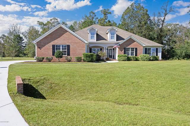 328 W Howard Drive, Jacksonville, NC 28540 (MLS #100242354) :: Great Moves Realty