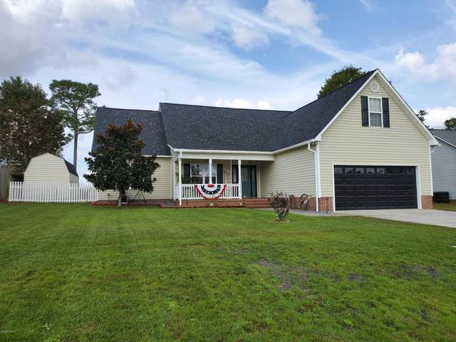 111 Harvest Moon Drive, Richlands, NC 28574 (MLS #100242357) :: Great Moves Realty