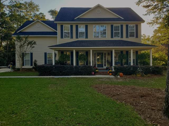 103 White Swan Way, Swansboro, NC 28584 (MLS #100242362) :: Great Moves Realty