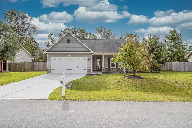 413 Peppermint Drive, Hubert, NC 28539 (MLS #100242367) :: Great Moves Realty