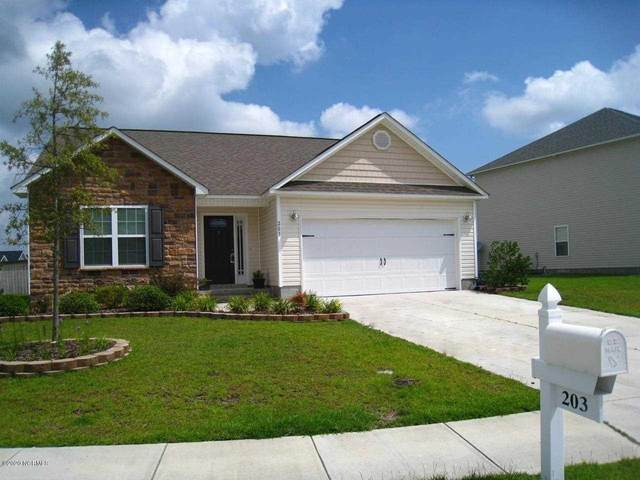 203 Seville Street, Jacksonville, NC 28546 (MLS #100242373) :: Great Moves Realty