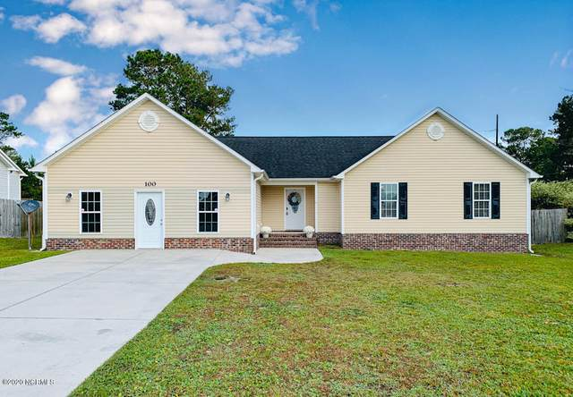 100 Blue Haven Drive, Hubert, NC 28539 (MLS #100242383) :: Great Moves Realty