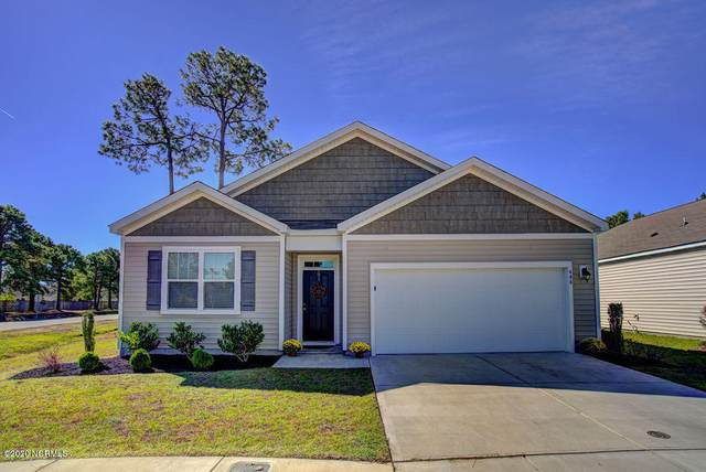 446 Williford Lane, Wilmington, NC 28411 (MLS #100242386) :: Vance Young and Associates