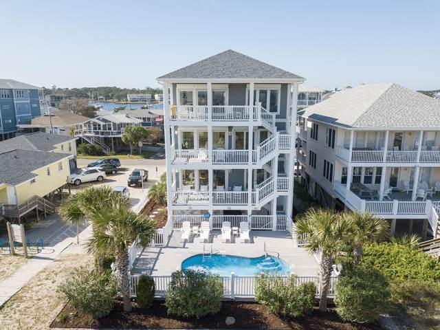 1100 Carolina Beach Avenue N #1, Carolina Beach, NC 28428 (MLS #100242389) :: Vance Young and Associates