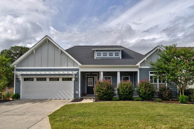 6122 Chancellorsville Drive, Wilmington, NC 28409 (MLS #100242405) :: Stancill Realty Group