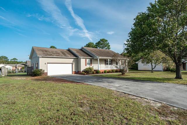 126 Turtle Court, Newport, NC 28570 (MLS #100242407) :: Stancill Realty Group