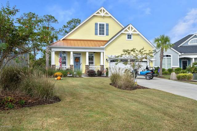 1436 Cassidy Court, Ocean Isle Beach, NC 28469 (MLS #100242408) :: CENTURY 21 Sweyer & Associates