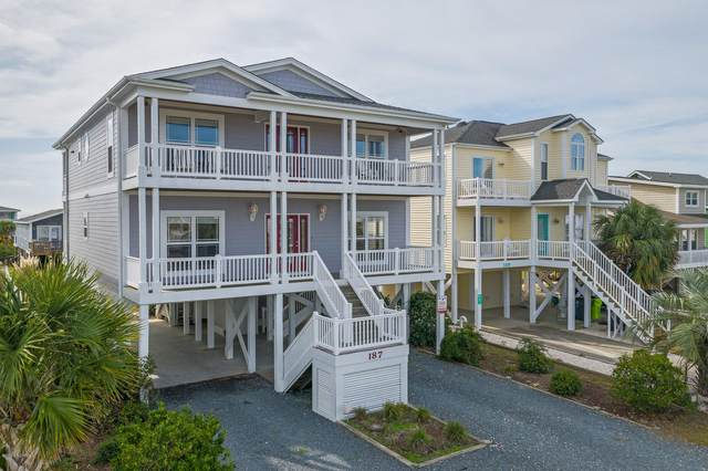187 Brunswick Avenue W, Holden Beach, NC 28462 (MLS #100242414) :: Carolina Elite Properties LHR