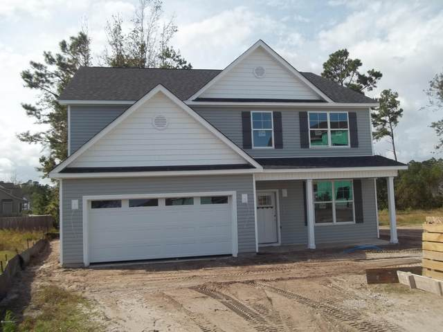 1009 E Arboria Drive, Hampstead, NC 28443 (MLS #100242444) :: Barefoot-Chandler & Associates LLC