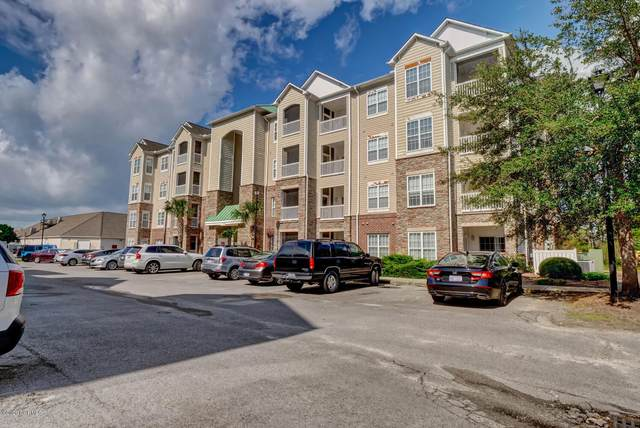 200 Gateway Condos Drive #210, Surf City, NC 28455 (MLS #100242450) :: Great Moves Realty