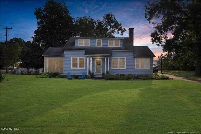 110 N Church Street, Roseboro, NC 28382 (MLS #100242464) :: Carolina Elite Properties LHR