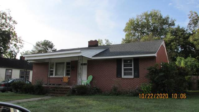 811 Paul Street, Rocky Mount, NC 27803 (MLS #100242467) :: Barefoot-Chandler & Associates LLC