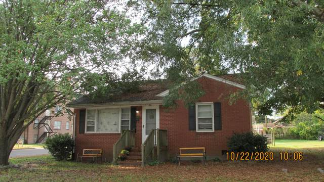 801 Paul Street, Rocky Mount, NC 27803 (MLS #100242469) :: Barefoot-Chandler & Associates LLC