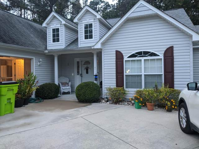 308 Jasmine S, Swansboro, NC 28584 (MLS #100242474) :: Great Moves Realty