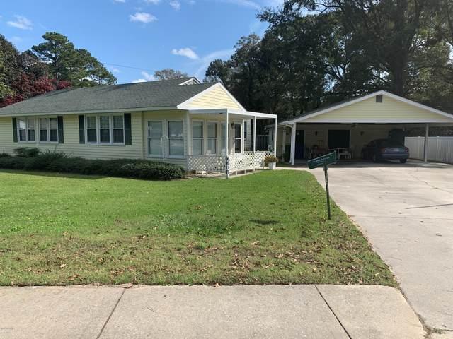 6917 Church Street, Grifton, NC 28530 (MLS #100242477) :: Lynda Haraway Group Real Estate